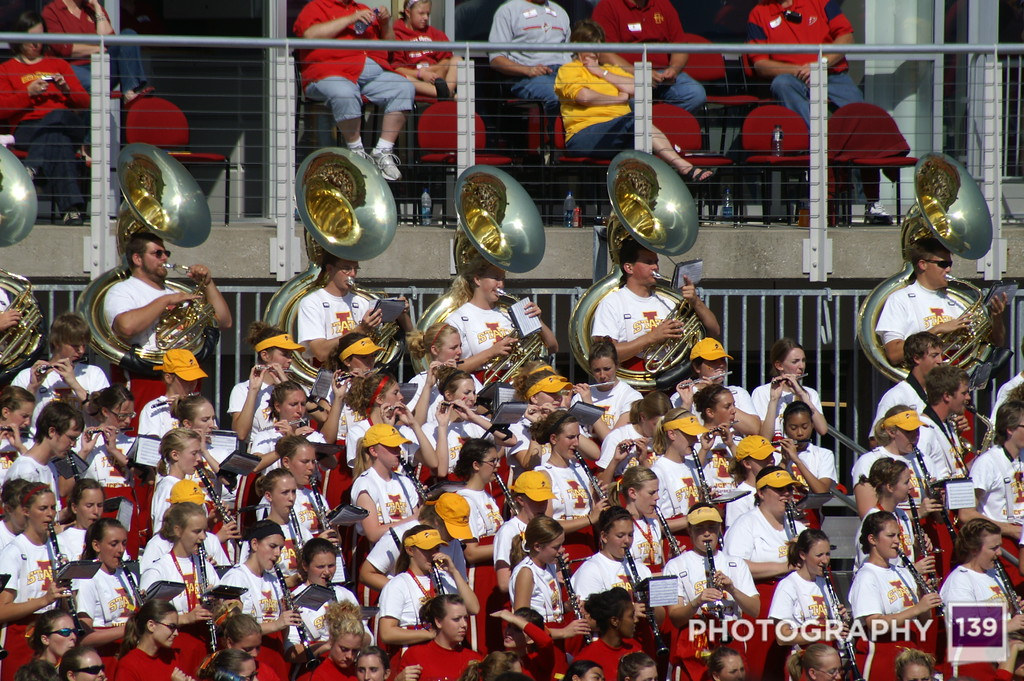 Iowa State vs. Kansas