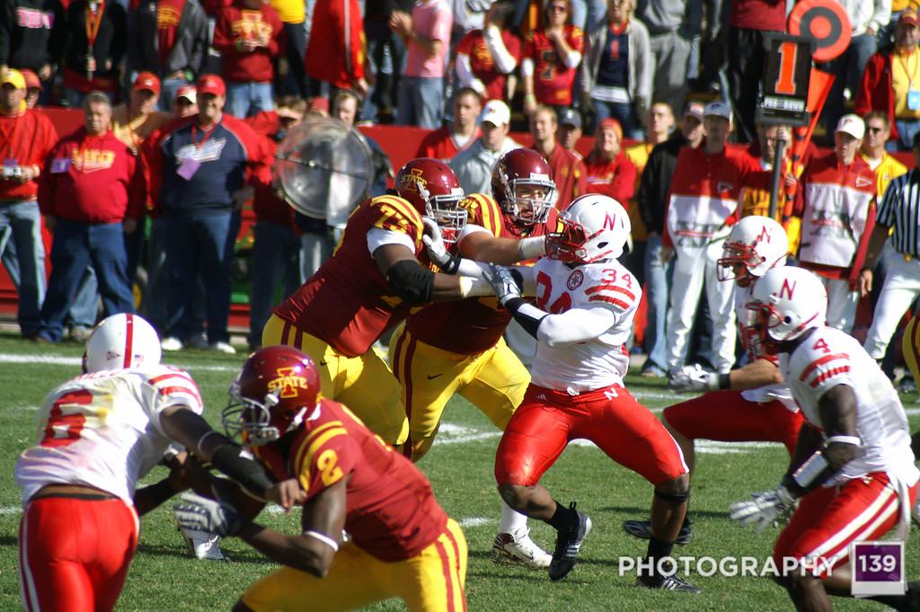 Iowa State vs. Nebraska