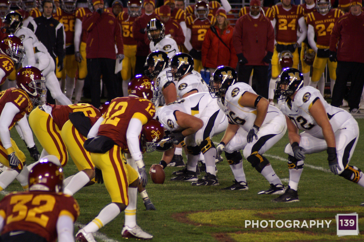 Iowa State vs. Missouri - 2008