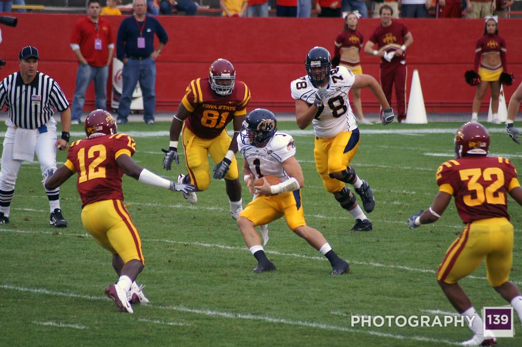 Iowa State vs. Kent State