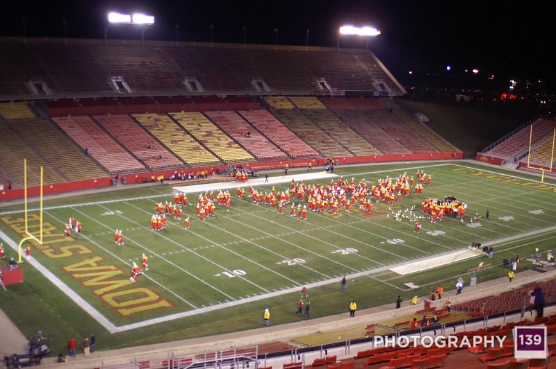Iowa State vs. Missouri - 2008