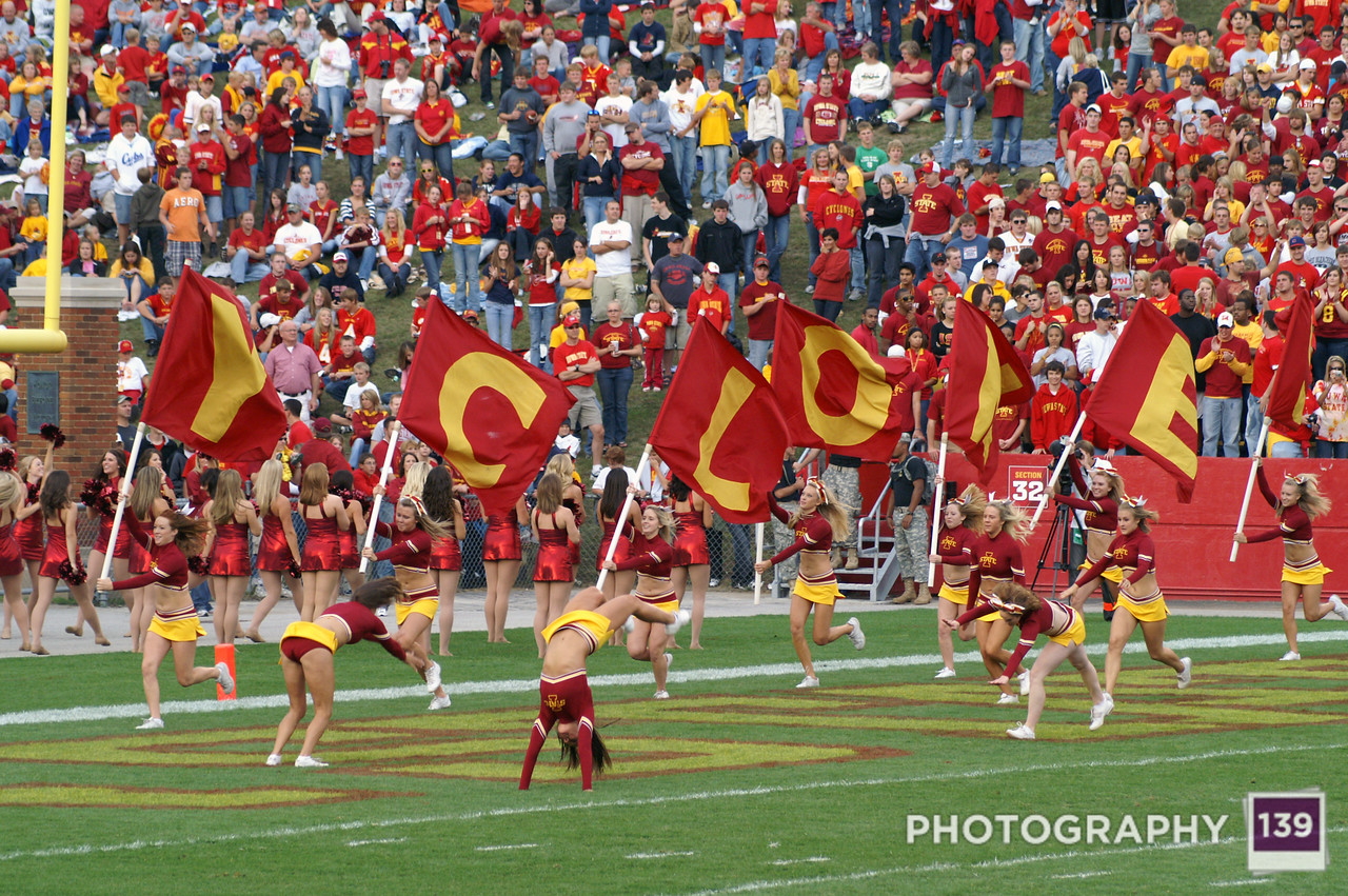 Iowa State vs. Kent State