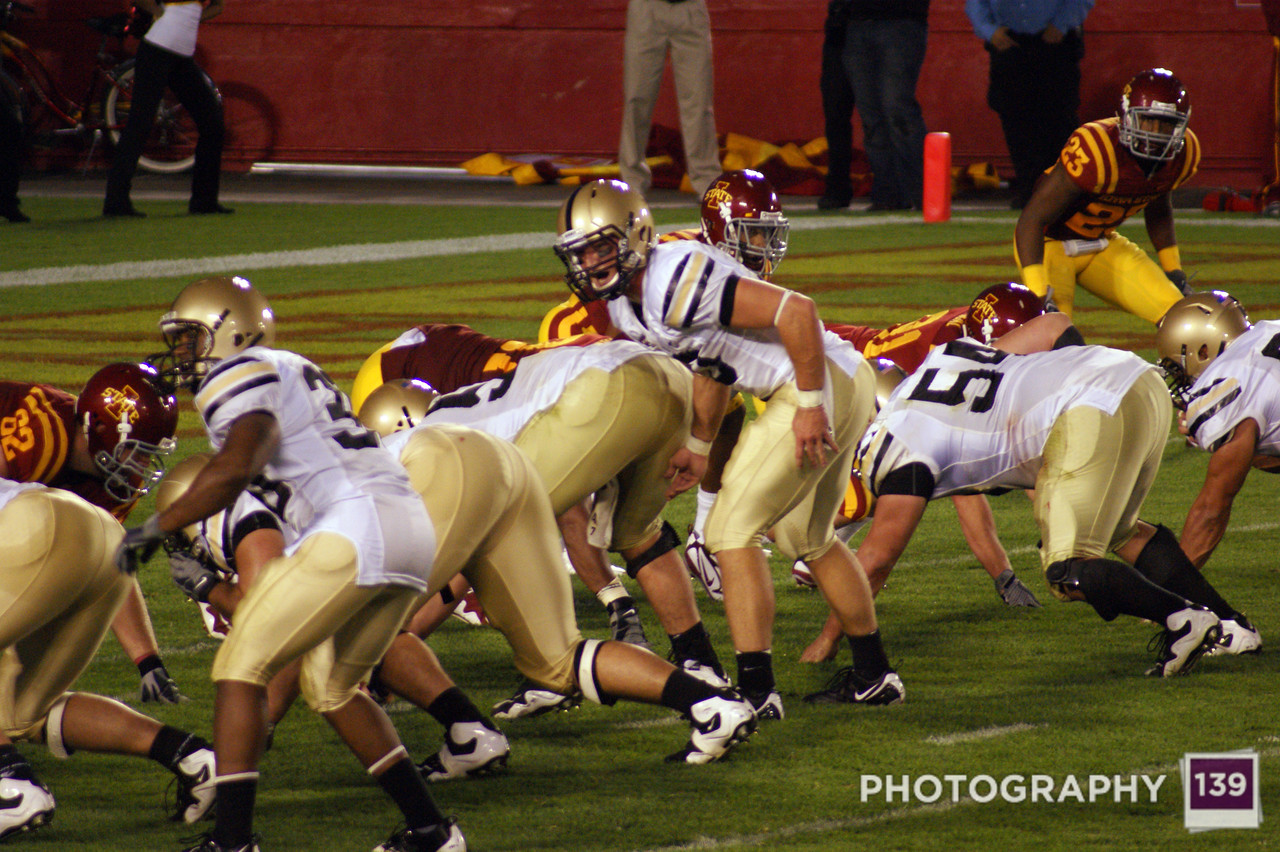 Iowa State vs. Army - 2009