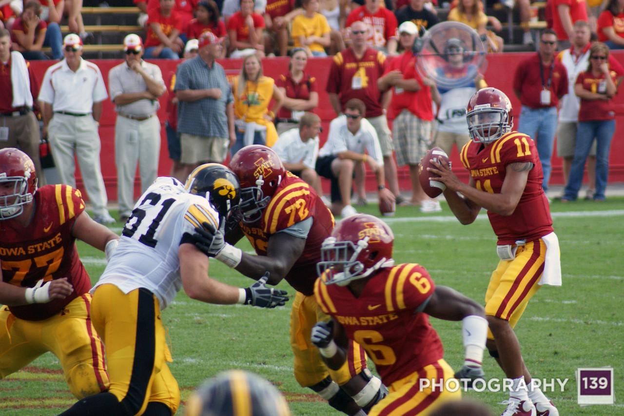 Iowa State vs. Iowa - 2009