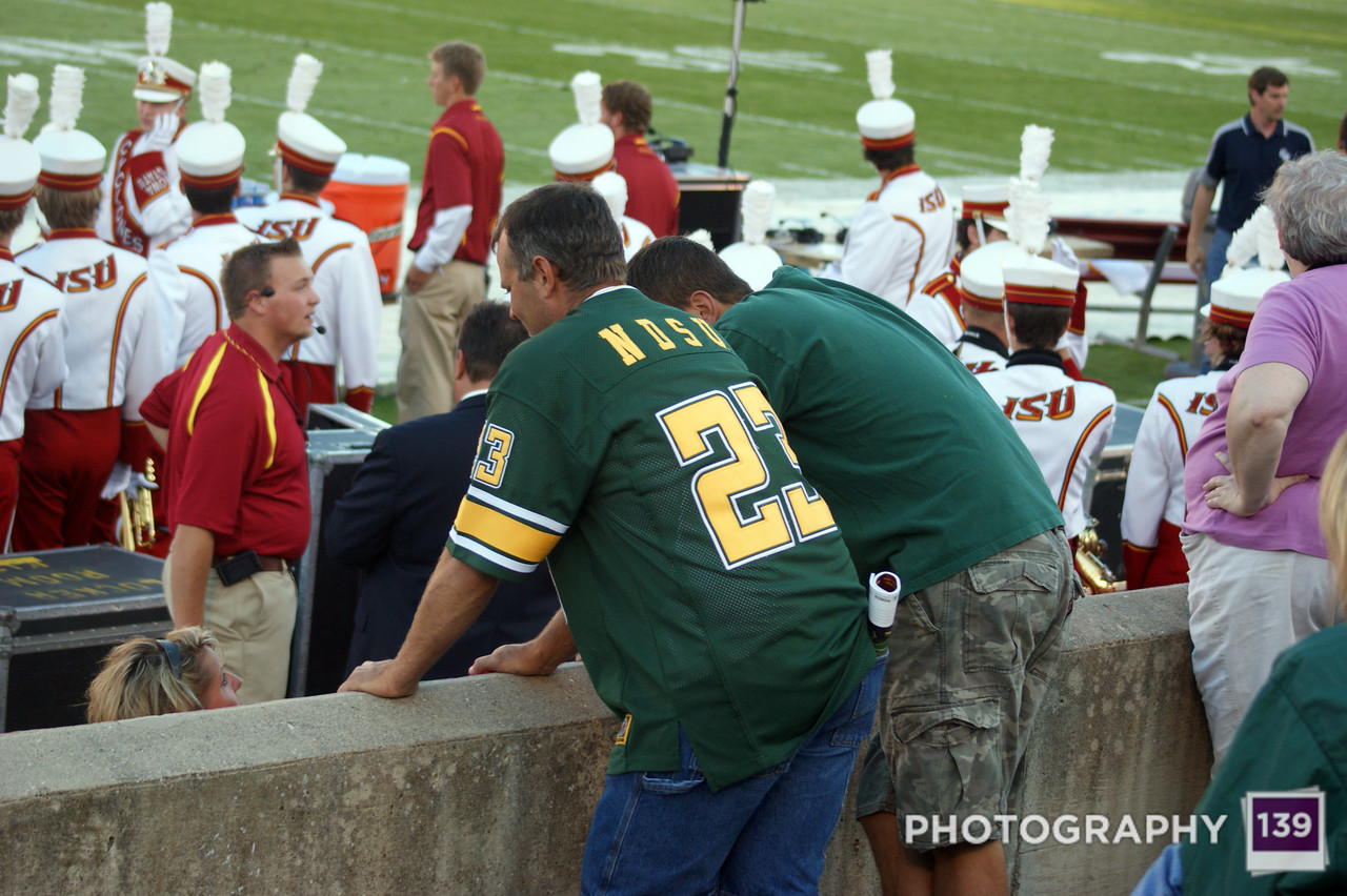 Iowa State vs. North Dakota State - 2009