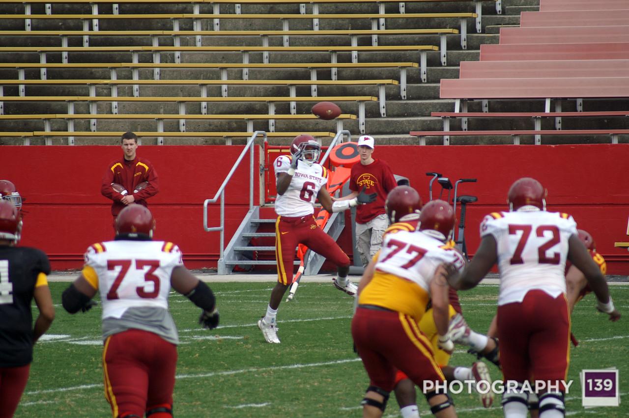 Iowa State Spring Game - 2009
