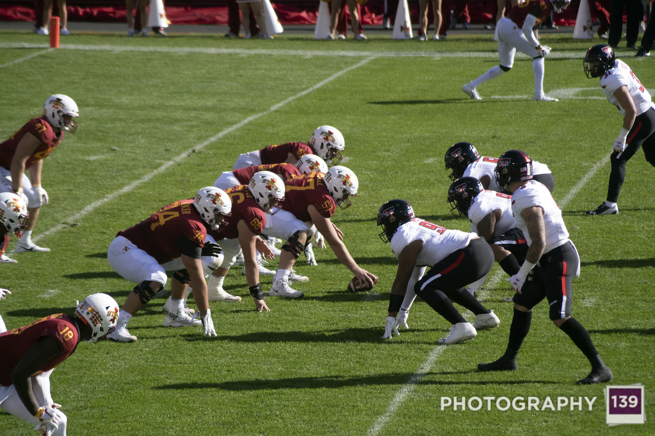 Iowa State vs. Texas Tech