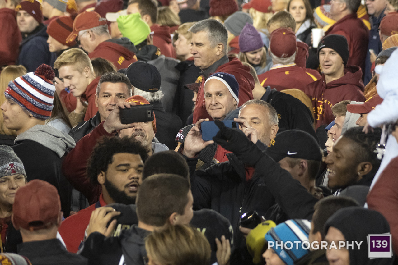 Iowa State 30 #6 West Virginia 14