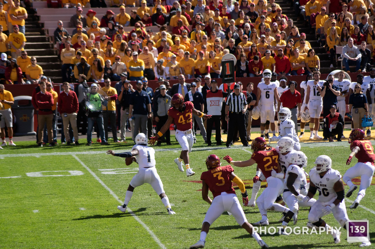 Iowa State vs. Akron