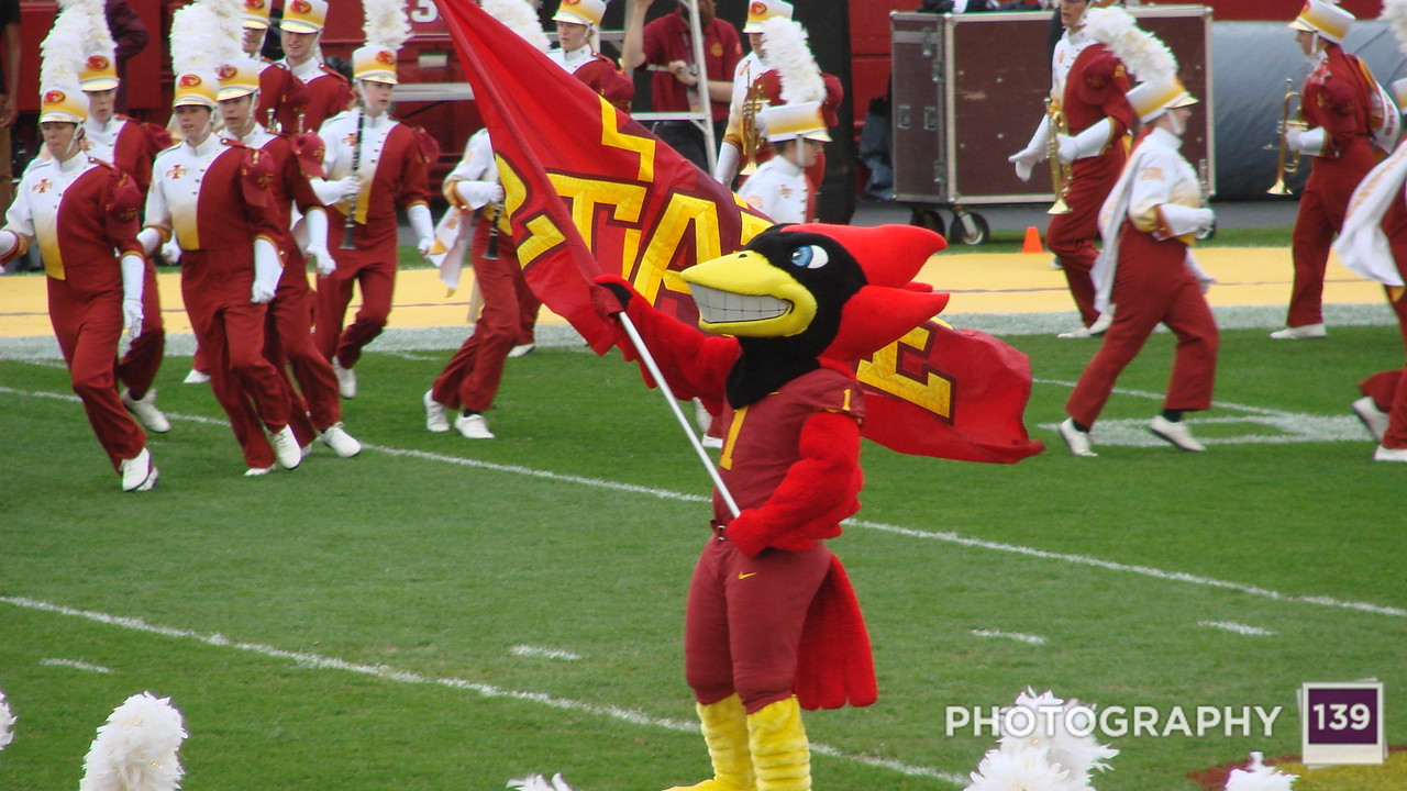 Iowa State vs Louisian-Monroe - 2019