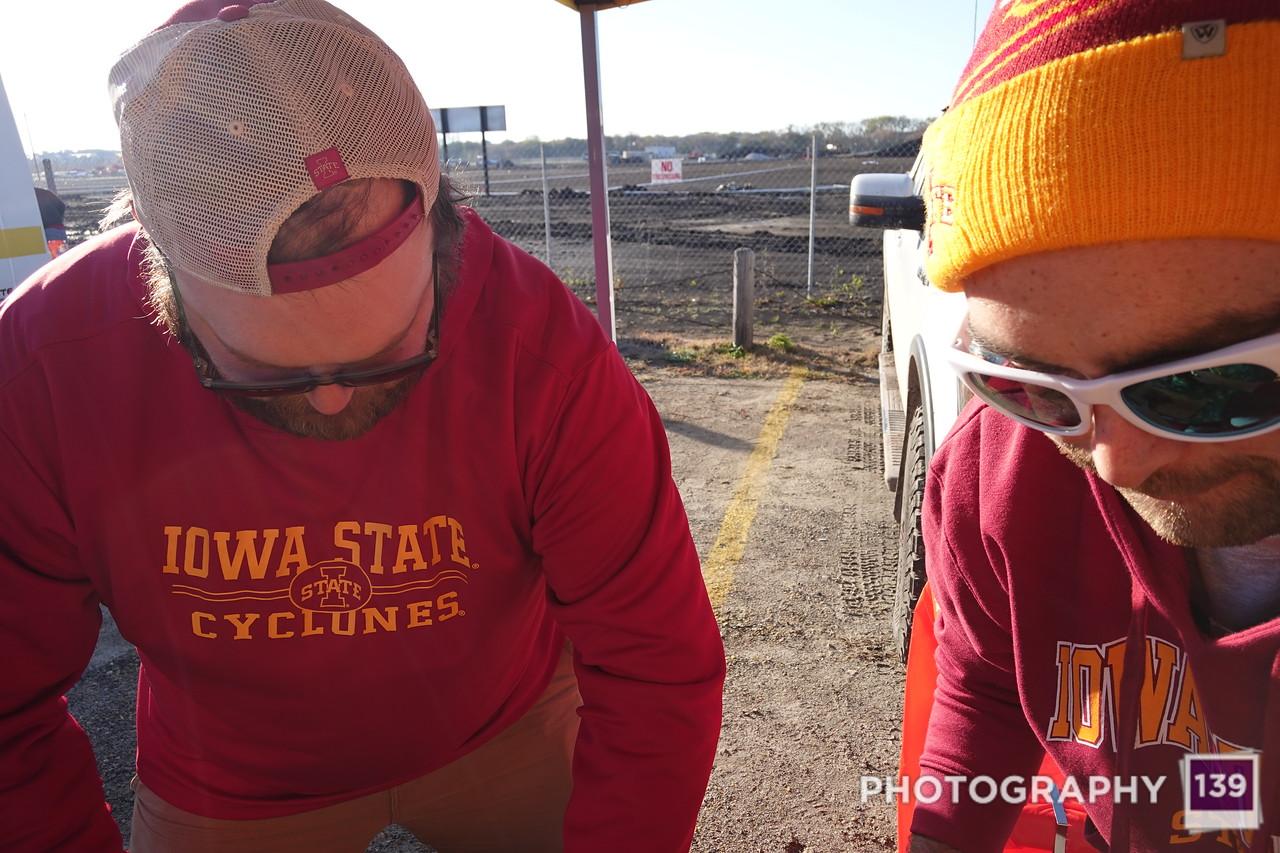 Iowa State vs. Oklahoma State
