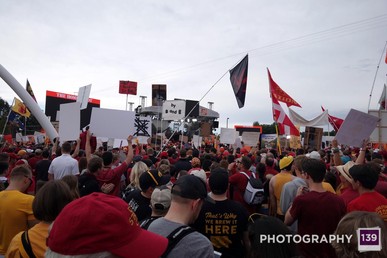 Iowa State vs. Iowa