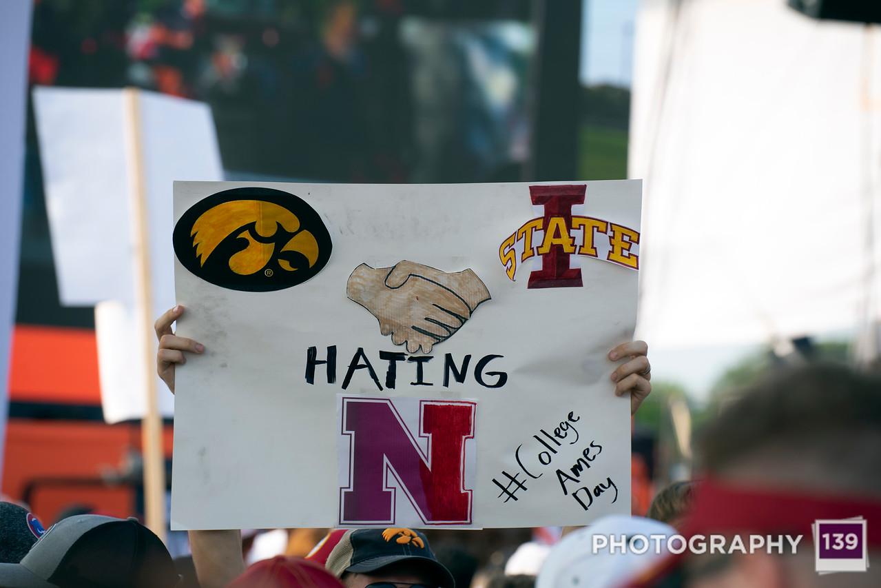Iowa State vs. Iowa 2021