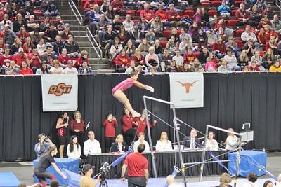 2018 Gymnastics Big 12 Championship
