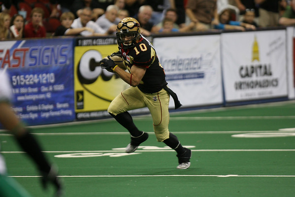 Barnstormers vs Alabama