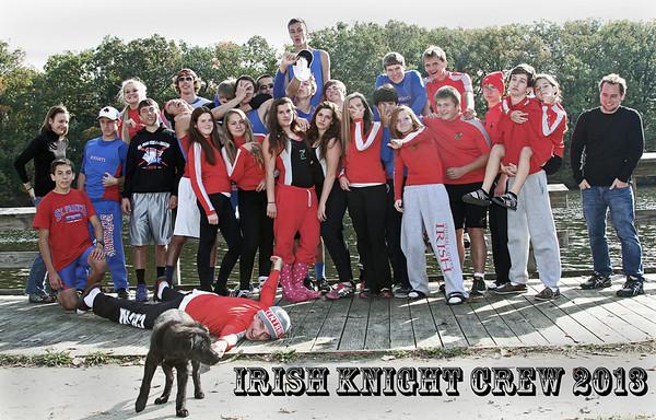 Irish Crew 2013