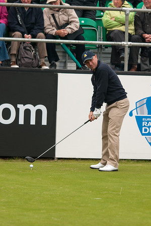 Irish Open Golf Chapionship - 2012 -Portrush