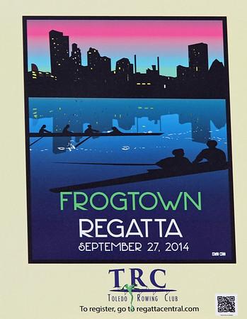 Frogtown Regatta 2014