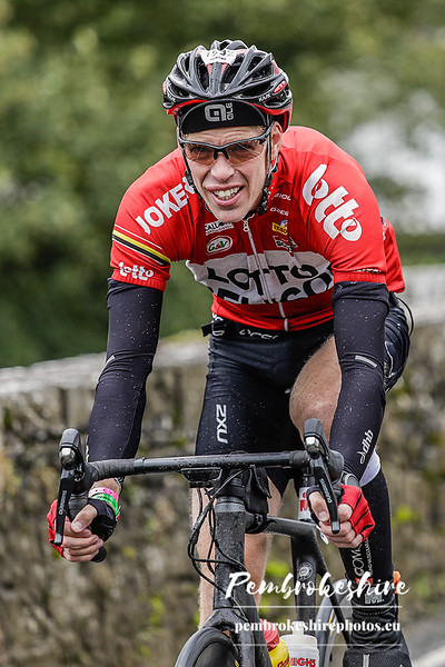Ironman Wales, 2017.
