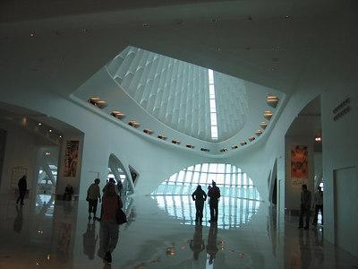 Famous Milwaukee Art Museum