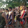 John Pages and other participants of Ironman 70.3 Philippines