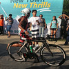 Filipino elite Banjo Norte tails Jonard Saim in the Ironman 70.3 Philippines bike race