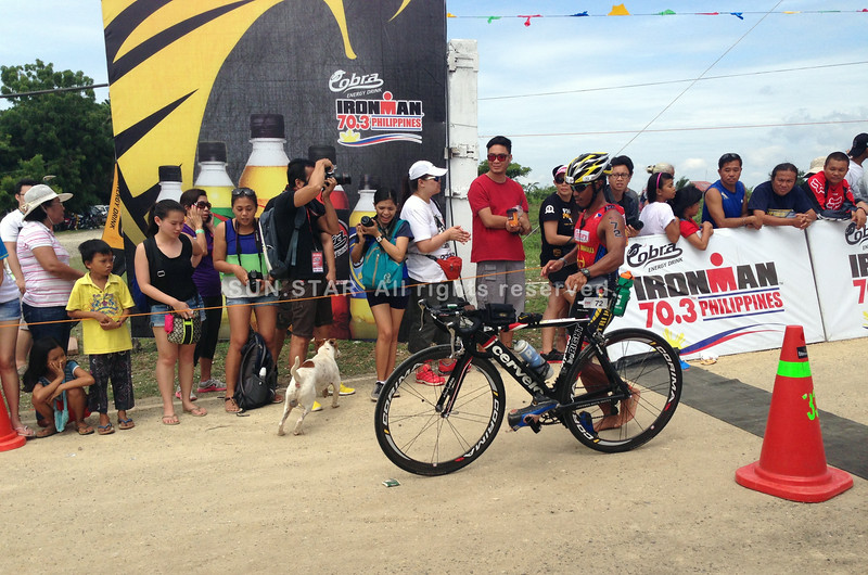 Filipino elite George Vilog joins Ironman 70.3 Philippines