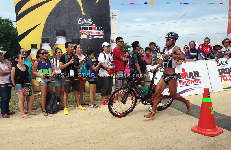 Filipino elite Gerrie Calinawan joins Ironman 70.3 Philippines