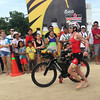 Rebecca Hoschke finishes the Ironman 70.3 Philippines bike leg
