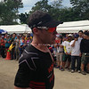 Professional triathlete Cameron Brown starts the 21-kilometer run of the Ironman 70.3 Philippines