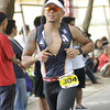 TV host Drew Arellano joined the Cobra Energy Drink Ironman 70.3 Philippines held in Cebu. (Sun.Star Photo/Allan Cuizon)