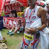 CEBU. Filipino Albert Altura finishes the race.