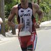 Pete Jacobs of Australia approaching the finish line. (Sun.Star Photo/Allan Cuizon)