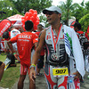 CEBU. David Almendral finishes the race.