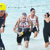 Businessman Fernando Zobel de Ayala joined the Cobra Energy Drink Ironman 70.3 Philippines last Sunday, August 5, 2012. (Sun.Star Photo/Alex Badayos)