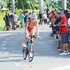 Caroline Steffen of Switzerland joined the Cobra Energy Drink Ironman 70.3 Philippines in Cebu. (Sun.Star Photo)
