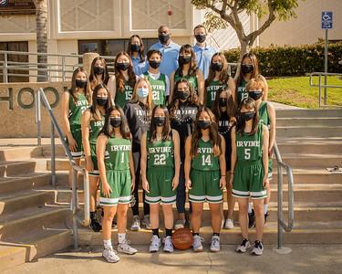 Irvine HS Girls BB-66
