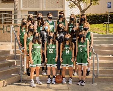 Irvine HS Girls BB-62