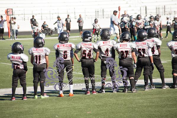 Isaiah Falcons Football Game Nov.9th 2013