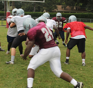 Istrouma Football 8-12-13