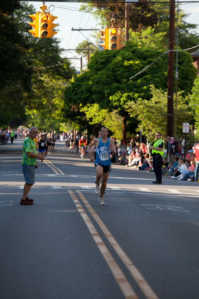 Ithaca Festival Mile 2012 Finishers