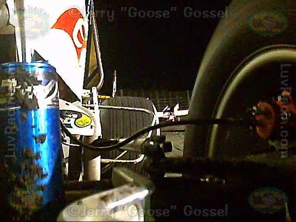 Bryan Gossel Crash Jackson Mn. at race speed !