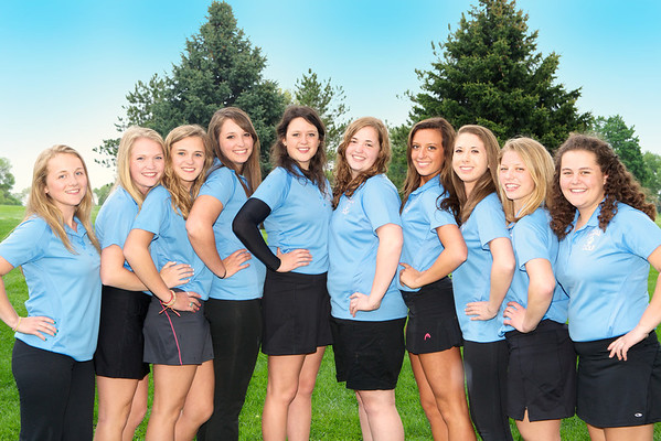 JAG Girls Golf