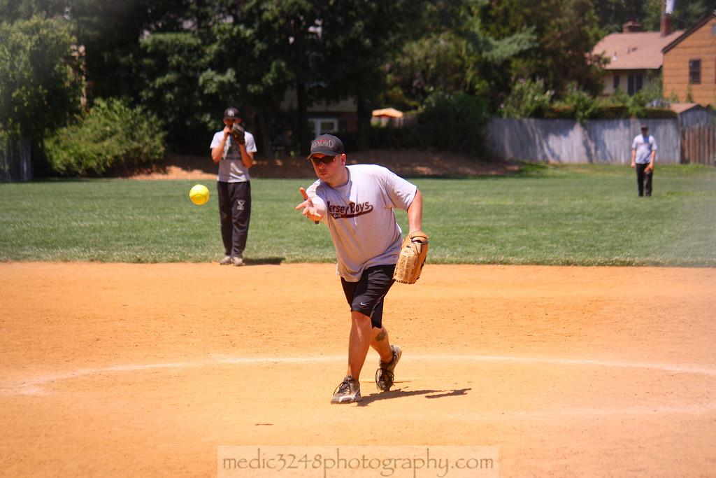 Jersey Boy Grill Softball
