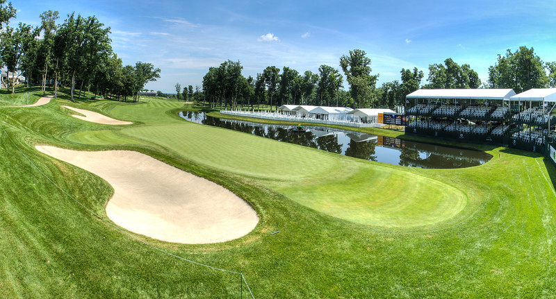 John Deere Classic<br /> Practice Round<br /> Kenny Perry, Zack Johnson, Brady Schnell, Kyle