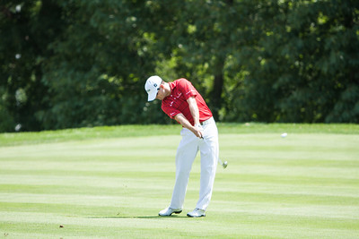 John Deere Classic Practice Round Kenny Perry, Zack Johnson, Brady Schnell, Kyle Stanley  JR Howell 1812 37th Street Ct Moline, IL 61265 jrhowell@me.com