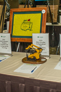 "John Deere Classic 40th Annual ""Salute to the Champions Dinner"" at Waterfront Convention Center in Bettendorf, IA."