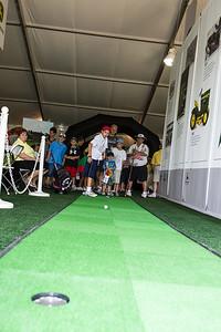John Deere Classic 2012 Tuesday Family Zone  JR Howell JRHowell@me.com