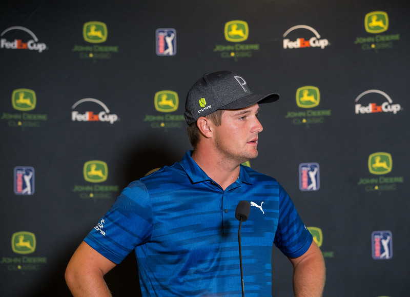 John Deere Classic Media Day
