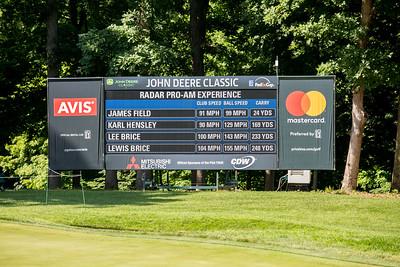 John Deere Classic - Pro Am - Deere Run